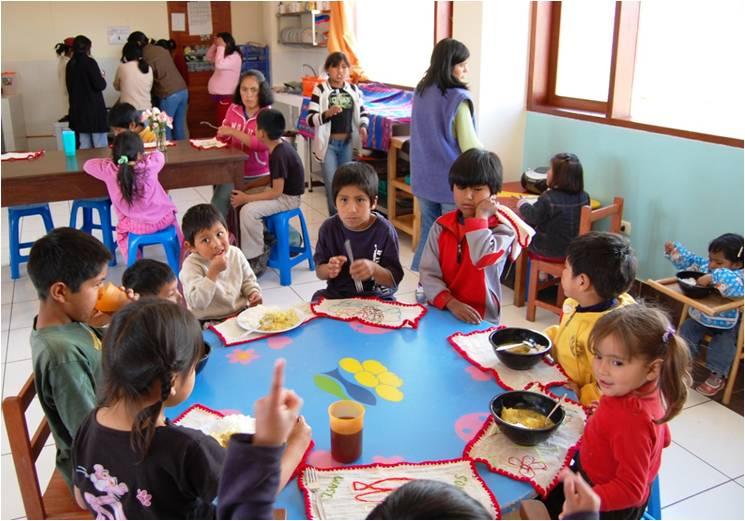 Kinder Frauenhaus