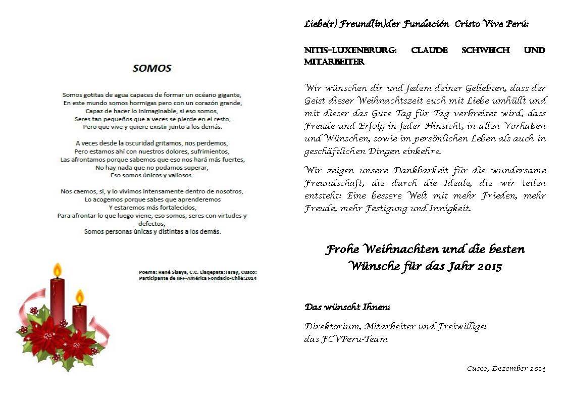 Carta Navidad NITIS - alemán_Seite_1