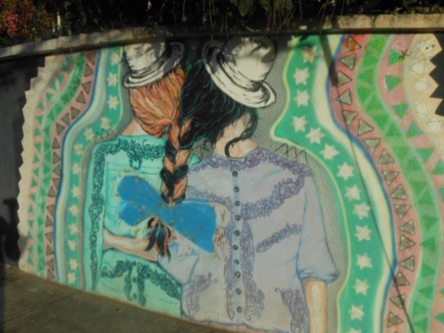 Graffiti Cochabamba