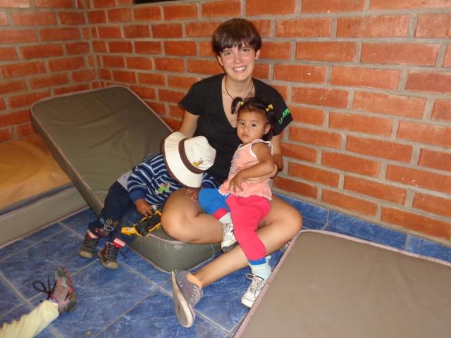 Mitte Juli kehrte Mélanie Braquet nach einem Jahr Freiwilligendienst in Tirani/Cochabamba/Bolivien nach Luxemburg zurück.