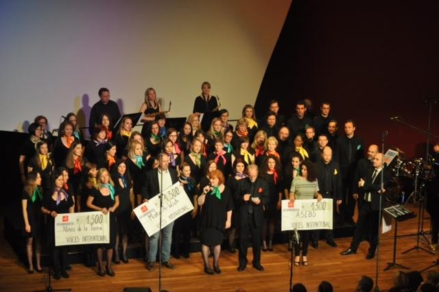Philharmonie Luxembourg: Voices International (6. Juni)