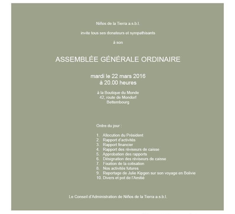 invitation assemblée générale 201612
